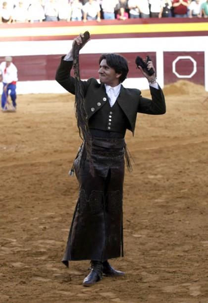 Diego Ventura en Zafra 2014