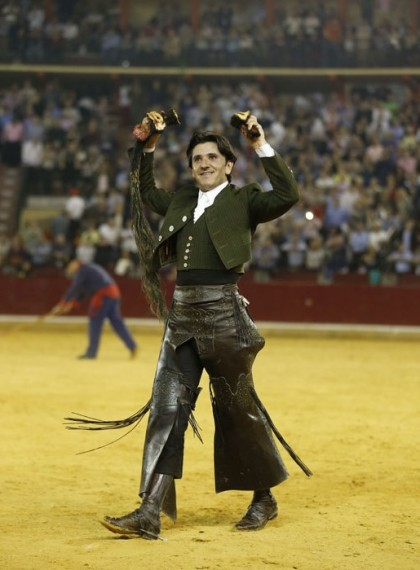 Diego Ventura en Zaragoza 2014