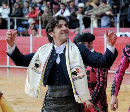 Diego Ventura en Lenguazaque