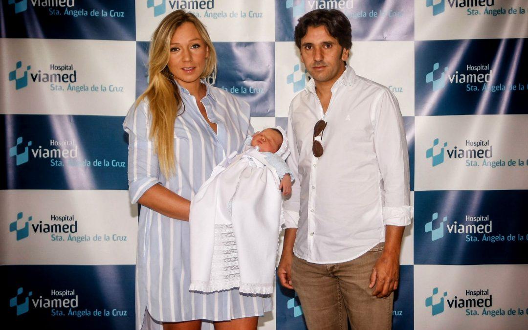 Nace Jaime Ventura, el nuevo hijo de Rocío y Diego