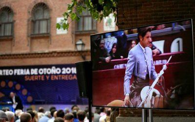 La corrida en solitario en Madrid, el 6 de octubre