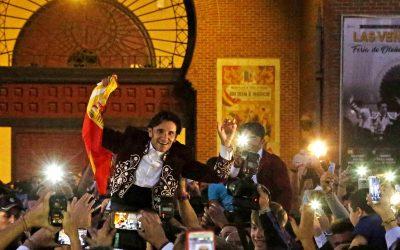 La gesta de Diego Ventura en Madrid, en los medios