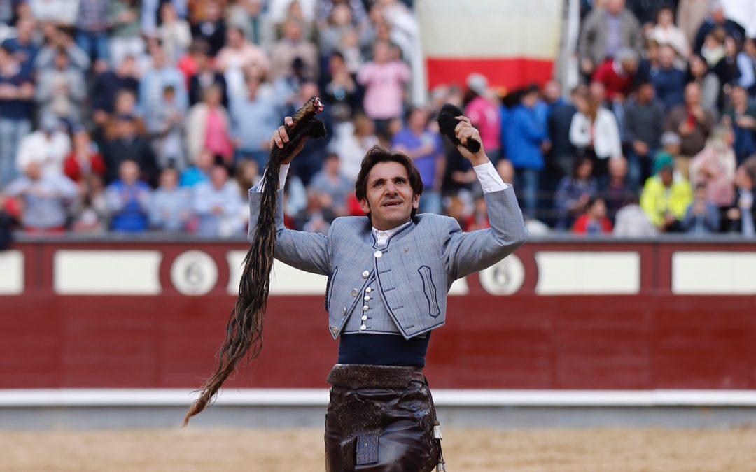 Diego Ventura se alza con la Oreja de Oro Especial de RNE