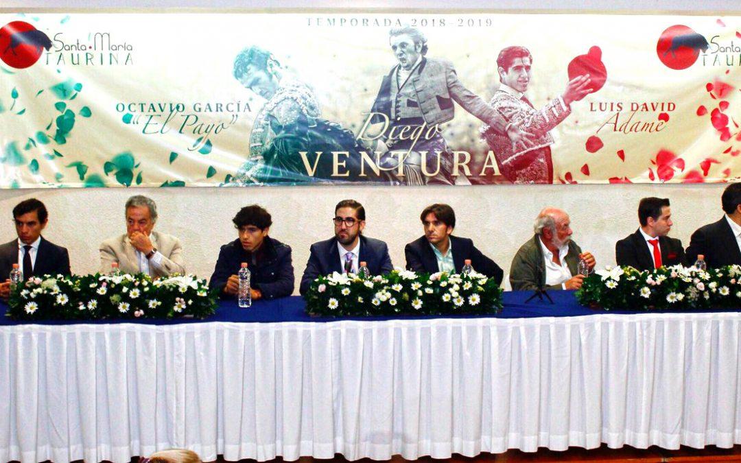 Ventura en Querétaro, donde todo empezó