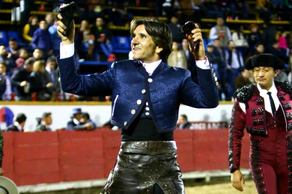 Diego Ventura también arrolla en Puebla