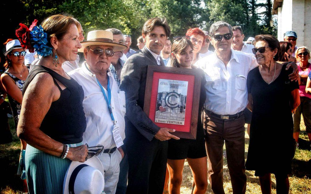Mejanes rendirá un gran homenaje a Diego Ventura
