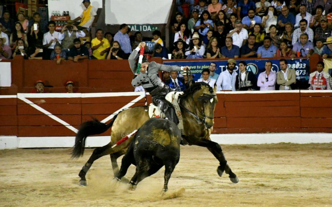 La sincera entrega entre Mérida y Ventura