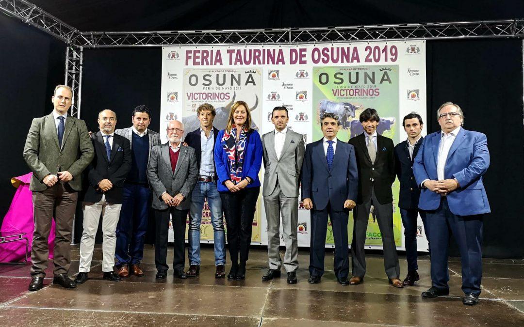Diego Ventura, doble protagonista en Osuna