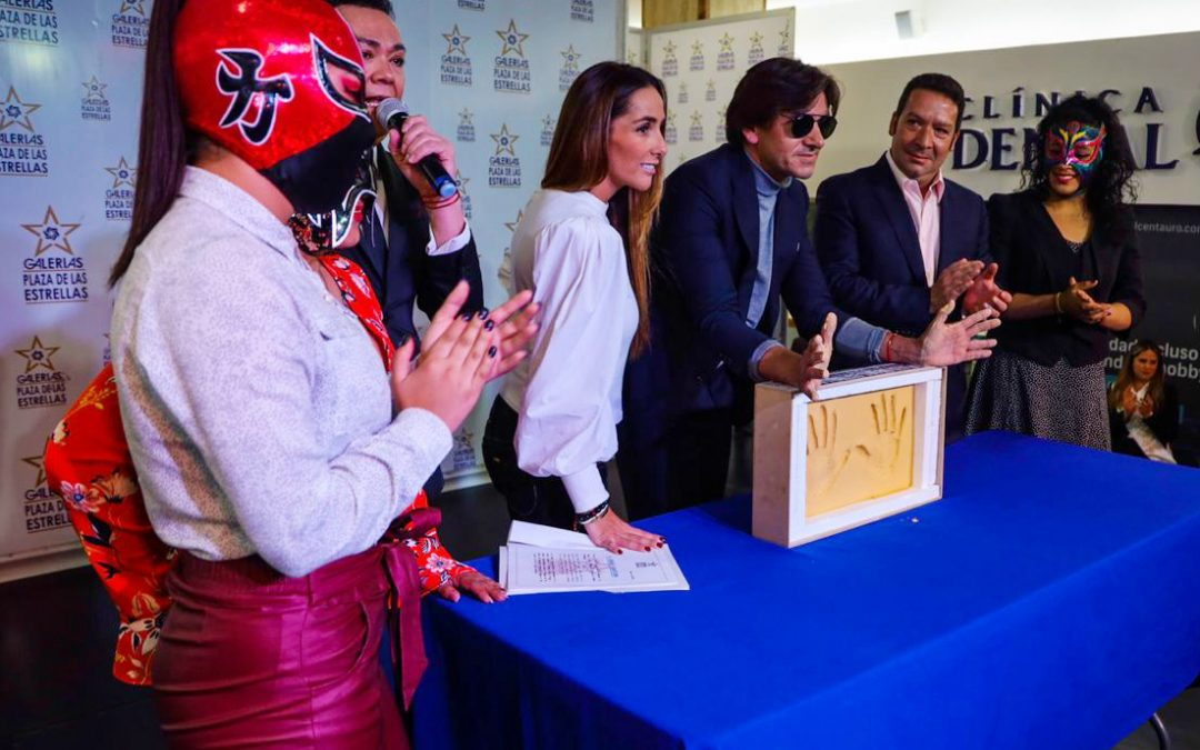 Diego Ventura deja huella en México