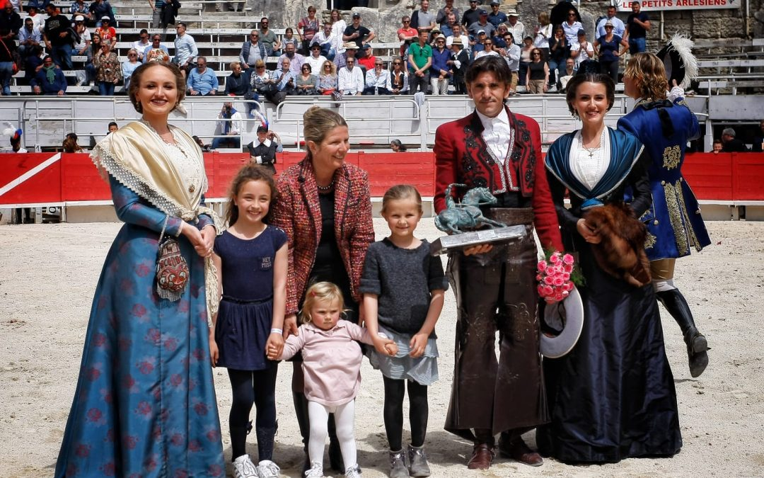 Ventura se alza con el primer premio Luc Jalabert