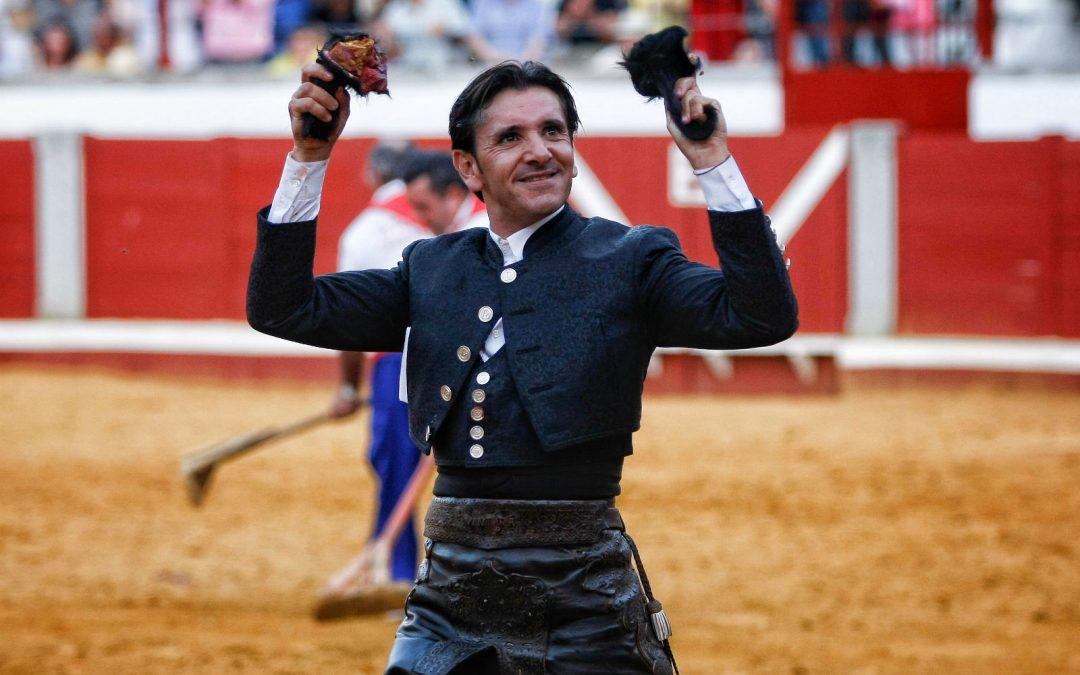 Diego Ventura sigue a lo suyo