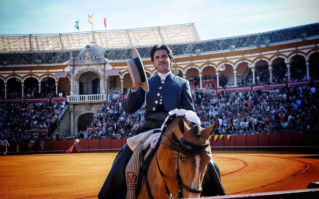 Ante la ausencia de Diego Ventura en Sevilla