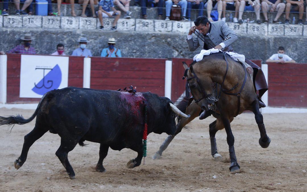 Ventura arrebata en Bocairent
