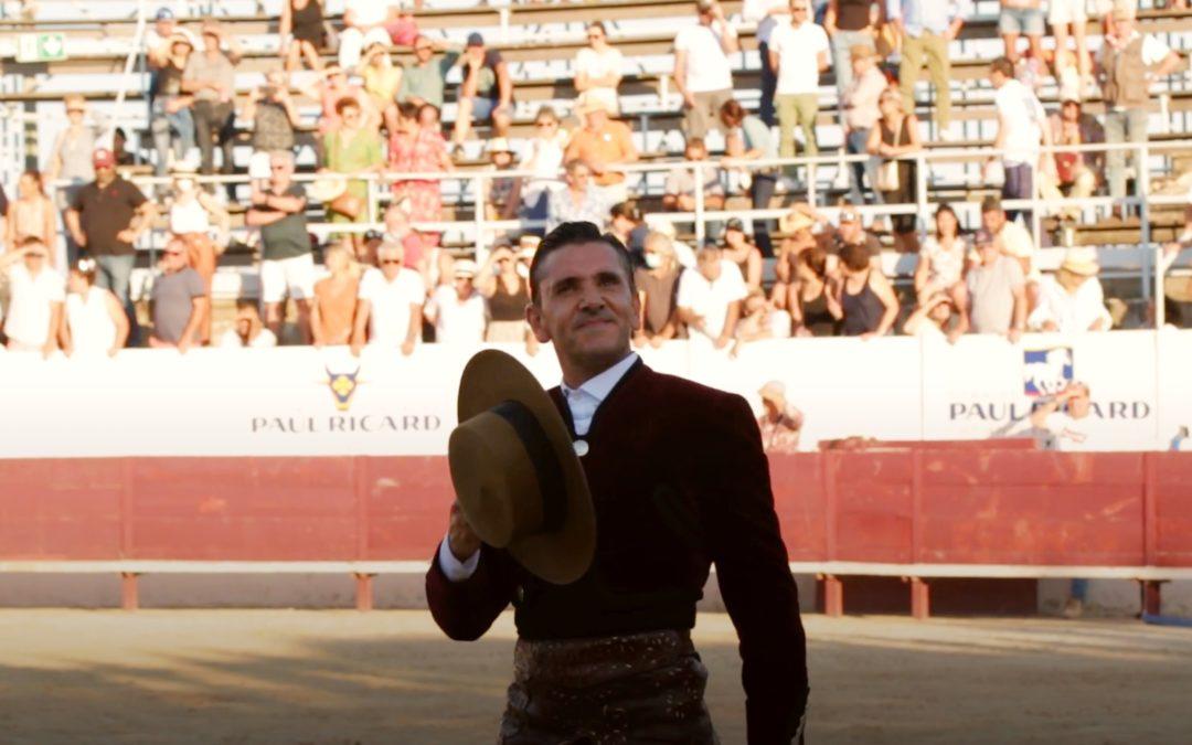 Ventura se alza con el Rejón de Oro en Mejanes