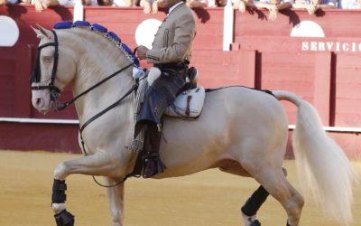 Diego Ventura pierde a su caballo Remate